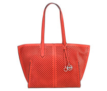 CATANIA Shopping Bag red