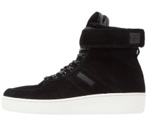 ENZO - Sneaker high - black