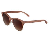 Sonnenbrille - mauve