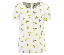 TROPICAL PARROT - Bluse - ivory