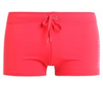 Badehosen Pants red