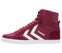 SLIMMER STADIL - Sneaker high - red