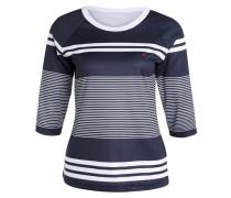 SOPHIA - Langarmshirt - peacoat blue/white