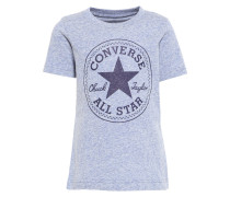 TShirt print dress blue