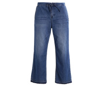 MIHARU - Flared Jeans - light denim