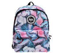 PEACH SNOW Tagesrucksack multicoloured