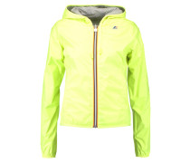 Regenjacke / wasserabweisende Jacke - yellow fluo
