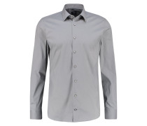PIERRE SLIM FIT Businesshemd grey