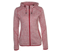 MÖLNDAL Fleecejacke persian red melange
