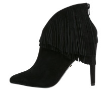 HUSKIE High Heel Stiefelette black