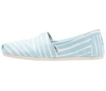 Slipper - pale blue
