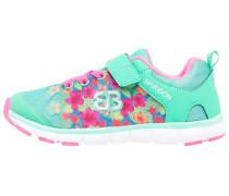 CREATION - Sneaker low - mint grün/pink/blau