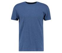 SLIM FIT - T-Shirt basic - heather ocean
