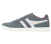 EQUIPE Sneaker low graphite/white/burgundy
