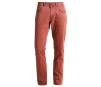 Stoffhose roof red