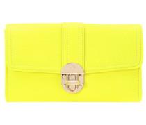 COMPAGNON - Geldbörse - jaune neon