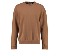 OVERSIZED FIT - Sweatshirt - light brown