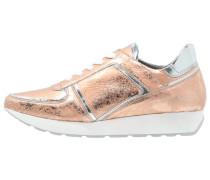 Sneaker low roze