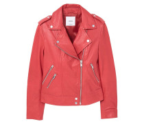 SANDY Lederjacke red