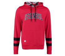 ISTANBULZ Sweatshirt red/white/mc