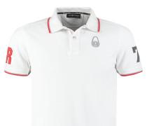 GRINDER - Poloshirt - white