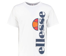 FISSORE TShirt print optic white