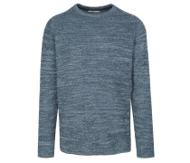 HAYDEN Strickpullover blueberry/blue