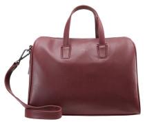 MITSUKO Handtasche dark red