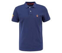 GRINDER Poloshirt insignia blue