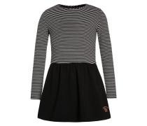 Jerseykleid super black