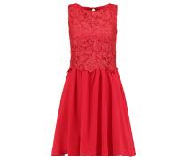 MELANIE Cocktailkleid / festliches Kleid red