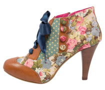 BETSEY´S BUTTON Ankle Boot tan