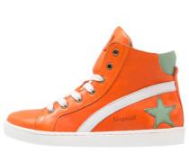 Sneaker high - orange