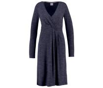 ADEA - Jerseykleid - blue melange