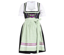 SET Dirndl black/green