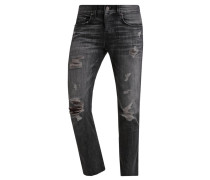 ROCCO Jeans Relaxed Fit stone stack