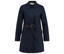 Trenchcoat oxford blue
