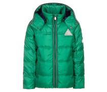 Winterjacke green