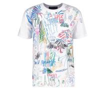 TUFF - T-Shirt print - white