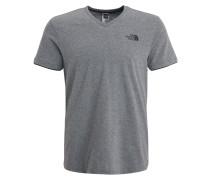 T-Shirt basic - medium grey heather