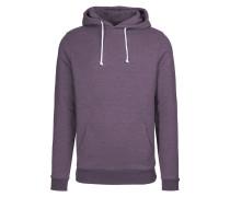 LARRY Sweatshirt dark plum melange