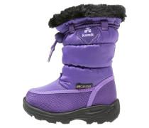 GARNET Snowboot / Winterstiefel purple