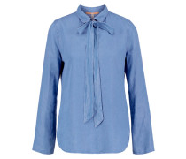 CELTIS - Bluse - blue denim
