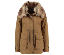 Parka brown