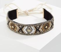 Halskette - brown