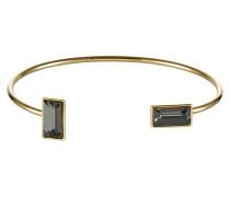 Armband goldcoloured/grey