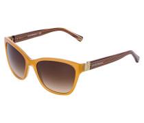 Sonnenbrille yellow