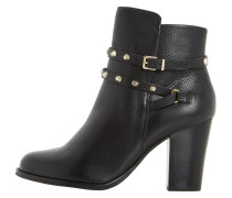 PADRO High Heel Stiefelette black