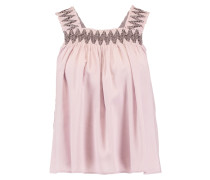 Bluse - shell pink