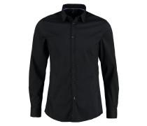 SLIM FIT Businesshemd black